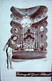 Roxy Theatre post card