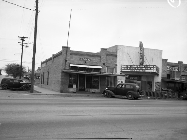 Gem Theatre approx 1946