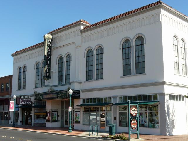 Roseville Theatre