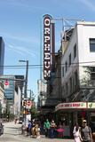 Orpheum Theatre, Vancouver, BC, Canada