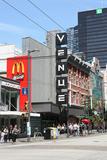 Venue, Vancouver, BC, Canada