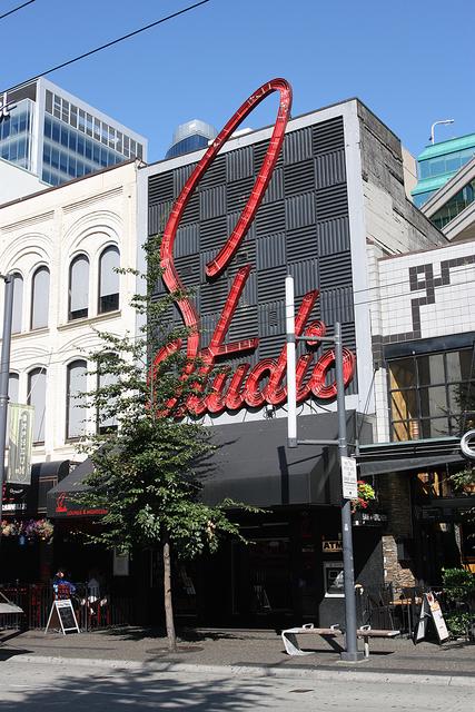 Paradise Theatre, Vancouver, BC, Canada