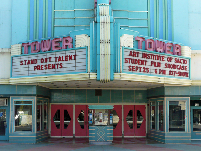 Tower Theatre Roseville