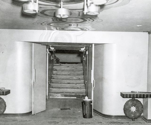 Circa 1950 photo credit Ryerson and Burnham, Art Institute of Chicago, courtesy Urban Remains.