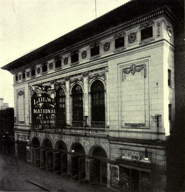 Loew's National Theatre ca.1916