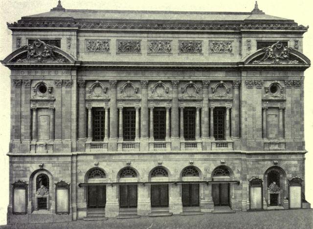 Orpheum Theatre ca.1916