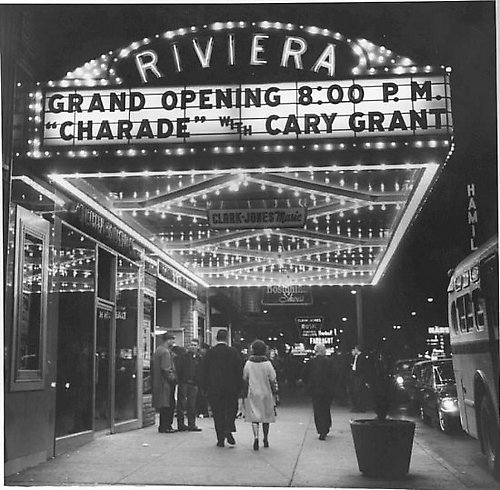 Riviera Theatre, Knoxville,TN
