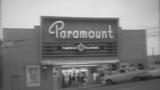 Paramount Theatre Port Alberni exterior c. 1967