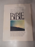 The Bible....souvenir book