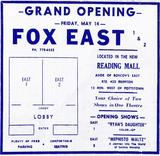 Fox East Theatre
