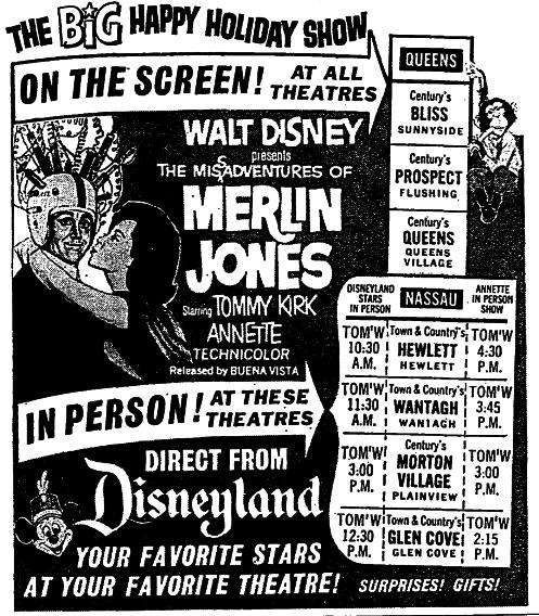 MISS ADVENTURES OF MERLIN JONES