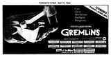 GREMLINS NEWSPAPER AD