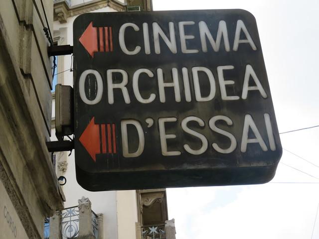 Cinema Orchidea d'Dessai