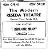 Reseda Theatre