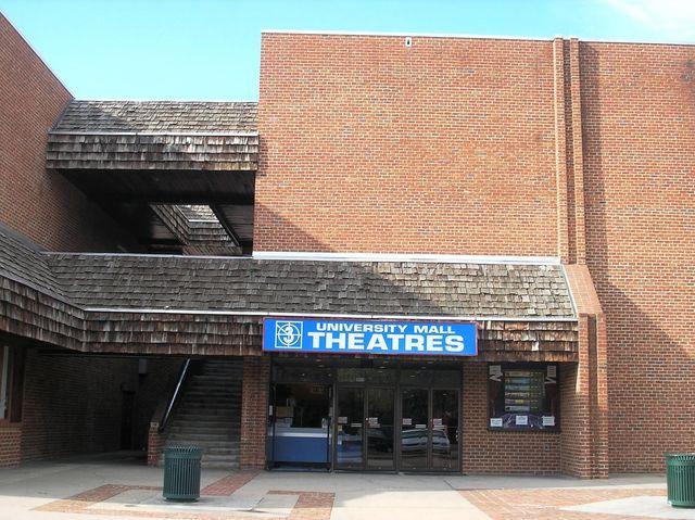 University Mall Theatres