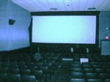 Cinema Three-The largest of the three auditoria