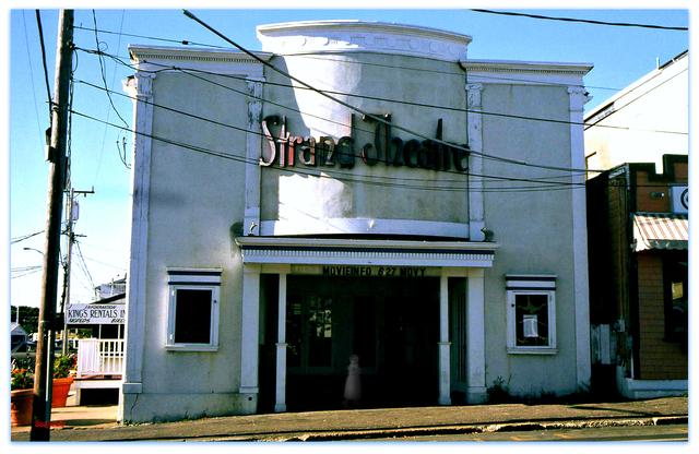 Strand...Oak Bluffs Maine