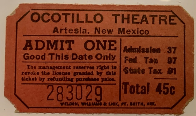 Ocotillo Performing Arts Center