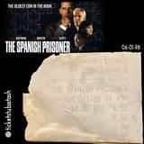 The Spanish Prisoner Ticket Stub