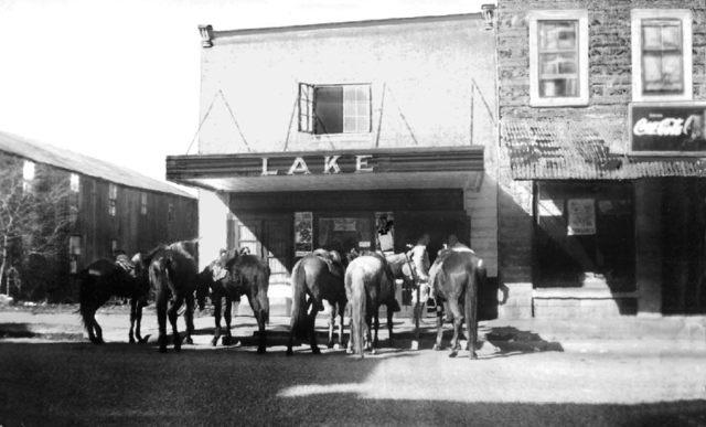Lake Theatre, Lake Butler, FL