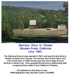 Starview Drive-In Theater