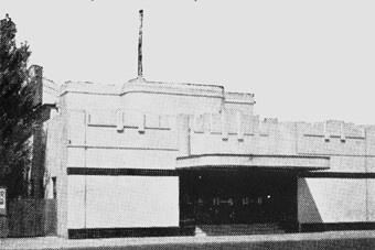 Sunshine Theatre  170 Hampshire Road, Sunshine - Victoria