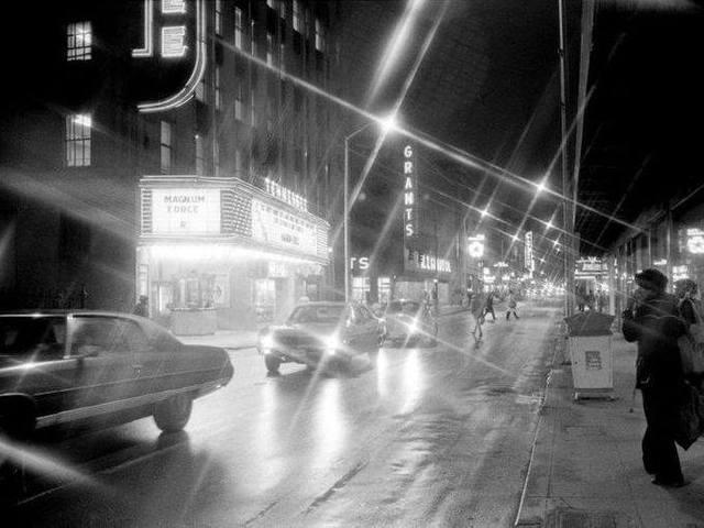 December 1973 photo courtesy Walkin' Nashville Facebook page.
