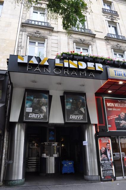 Max Linder Panorama