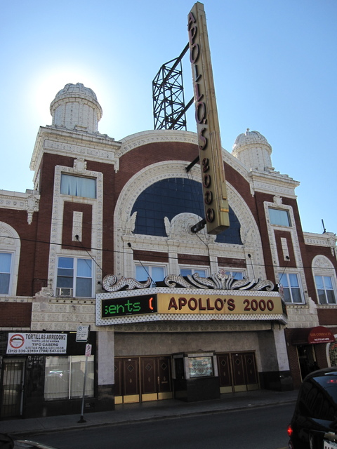 Apollo's 2000 facade