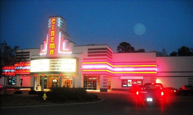 York River Crossing Cinema