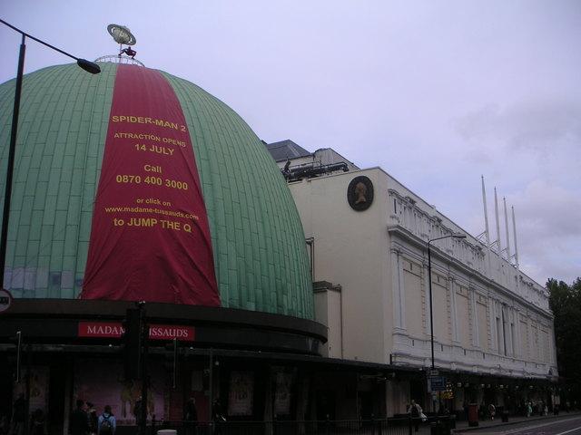 Madame Tussauds Cinema