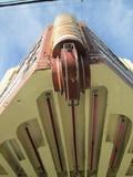 Plenty Of Neon On Balboa Theatre Marquee  SF CA