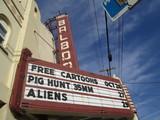 Balboa Theatre Marquee San Francisco CA