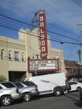 Marquee Balboa Theatre San Francisco CA