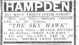 Hampden Theatre