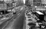 4/20/79-5/03/79 image, ongoing construction of State Street Mall.
