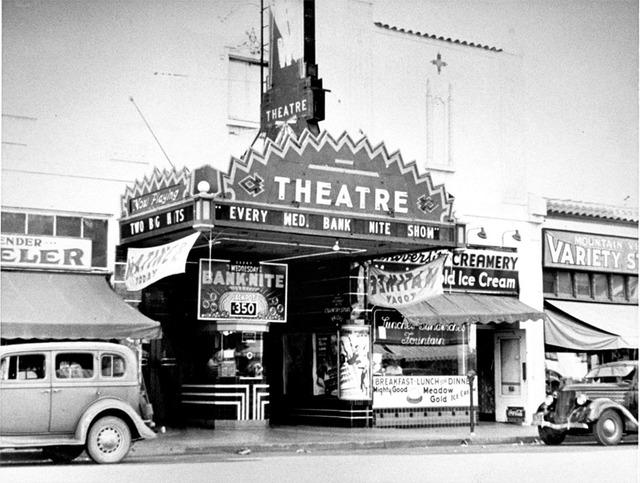 1930s photo via Martin King.