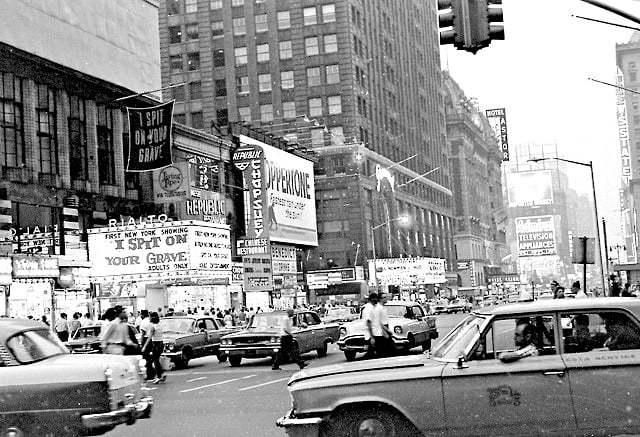 Circa June `63 photo via Mark MacDougal.