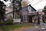 exterior of Milford Theater - Black Bear Film Festival 2011