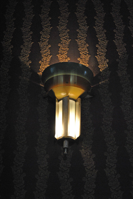 interior of theater - wall sconce, close view (adjusted)