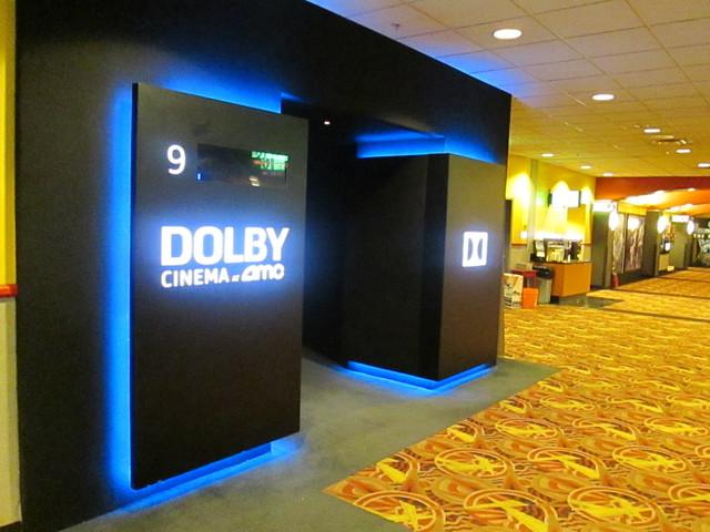 Entrance  New Dolby Cinema® AMC Bay Street