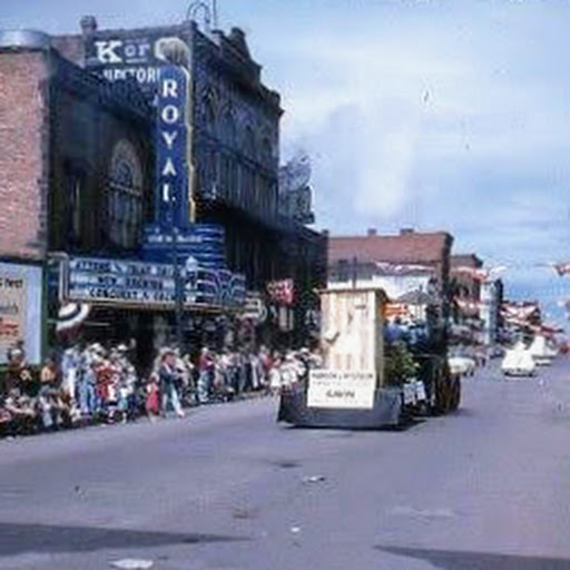 ROYAL Theatre; Ashland, Wisconsin.