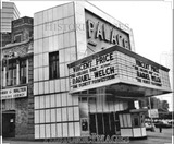 Updated facade, 1969 photo credit Historic Images.