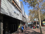 Crowd Line Up Warfield Theatre At Noon