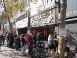 Early Line Up Fox Warfield Theatre Market St SF CA Nov 6 2019