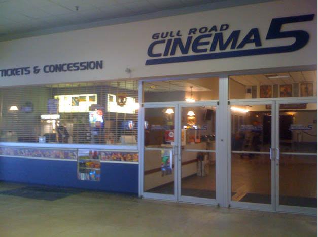 Gull Road Cinema 5