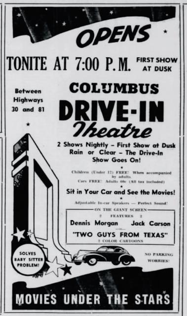 Columbus Drive-In