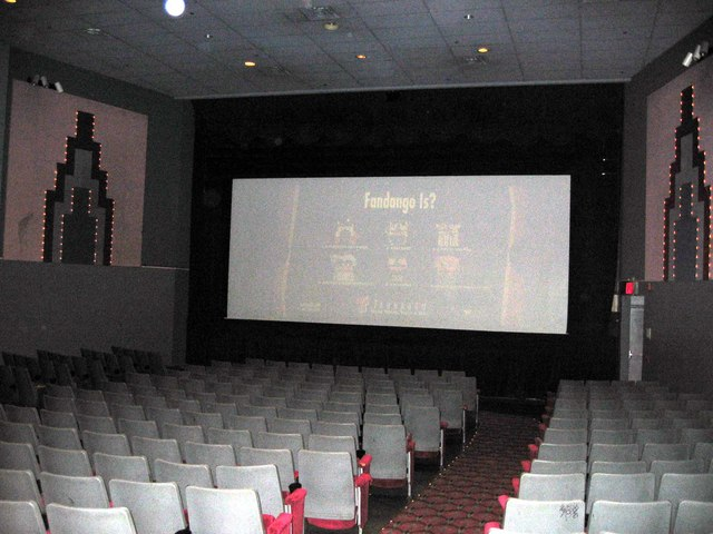 Theatre 7 Cineplex Odeon days