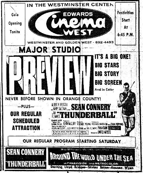 Edwards Cinema West