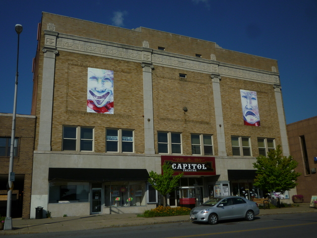 Capitol Theatre, Rome, NY (August, 2011)